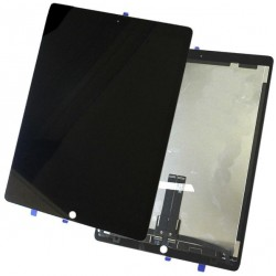 Lcd Touch screen iPad Pro 12.9 2 Gen. Con parti saldate Nero