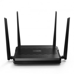 Modem Router ADSL2+ e router wireless 300Mbps Tenda D305