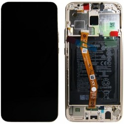 Lcd Huawei Mate 20 Lite Service Pack 02352DKN Gold