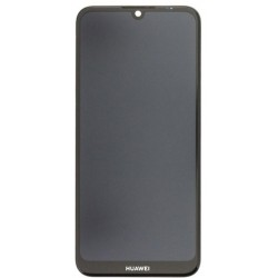 LCD Display + Frame per Huawei Y6 2019 Nero