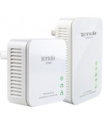 Tenda 300Mbps WiFi Powerline Extender Starter Kit 2 Units