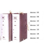 CARPETTA REGISTRO D.8 ESSENTIALS ESSELTE