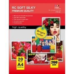 297X210MM A4 High Glossy Inkjet Photo Paper 180g-50 Fogli