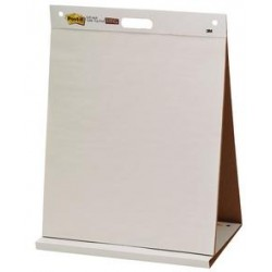 Blocchi Post-it® da tavolo bianchi 1 blocchetto 584 x 508 mm
