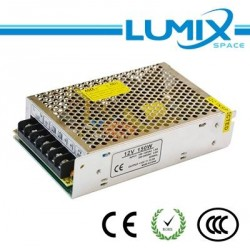 Driver Switching Power Supply Metallico - 150W 12V