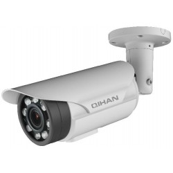 IP 2.0 Megapixel, PoE, Ottica 2.8-12mm,8 ArrayLED