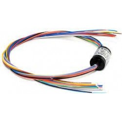DY-SP12 Slip ring 12 mm multicavo