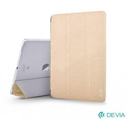 Cover Devia Per iPad Mini 4 con funzione On/Off Oro