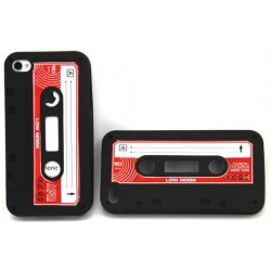 Nera Tape silicon case for iphone 4/4s