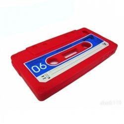 Rosso Tape silicon case for iphone 4/4s