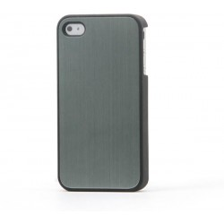 Silver metal cover Iphone4/4s