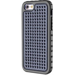 Cover Alta Protezione Armour per iPhone 7 Nera
