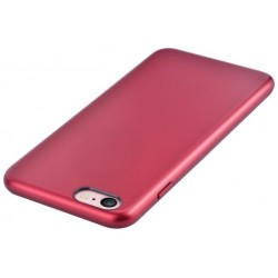 Cover C.E.O 2 in Microfibra Per iPhone 7 & 8 Rosso Porpora