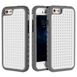 Cover Alta Protezione Armour per iPhone 7 Plus Bianca