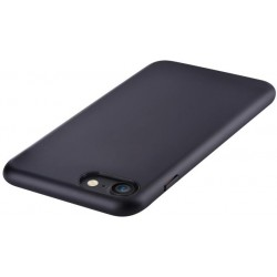 Cover C.E.O 2 in Microfibra Per iPhone 7 Plus Nera