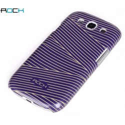 Cover Rock Luxurious Serie S3 i9300 Viola