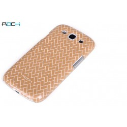 Cover Rock Luxurious Serie S3 i9300 Kaki Chiaro