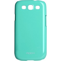 Cover Rock Colorful Serie S3 i9300 Azzurra
