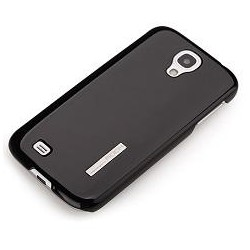 Cover Rock Ethereal shell in Policarb per Samsung S4 Nero