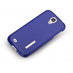 Cover Rock Ethereal shell in Policarb per Samsung S4 Blu