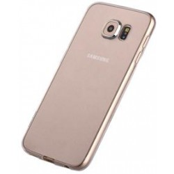 Naked Smoky Black for Samsung Galaxy S6 Material 0.5mm TPU