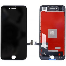 LCD + Touch + Vetro Originale LG Per iPhone 8 Nero