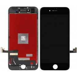 LCD Originale LG iPhone 8 Vetro e Flat Compatibile AA+ Nero