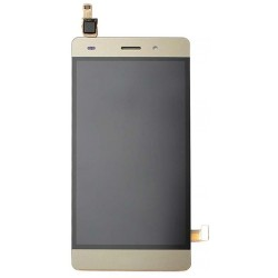 LCD + Touch Originale con Frame per Huawei P8 Lite Gold