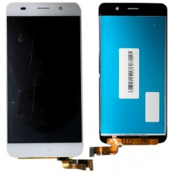 LCD + Touch + Vetro OEM per Huawei Y6 Bianco