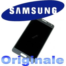 LCD + TOUCH FULL PER GALAXY ALPHA SILVER GH9716386E