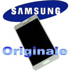 LCD + TOUCH FULL SET PER GALAXY ALPHA GOLD GH9716386B