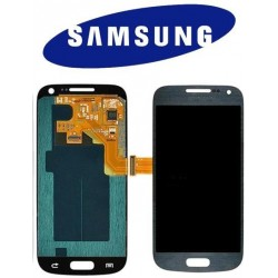 LCD + TOUCH ORIGINALE SAMSUNG GALAXY S5 MINI NERO GH9716147A