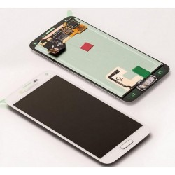 DISPLAY LCD PER GALAXYS5 MINI BIANCO GH97-16147B