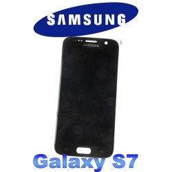 LCD + TOUCH PER GALAXY S7 ORIGINALE NERO GH97-18523A