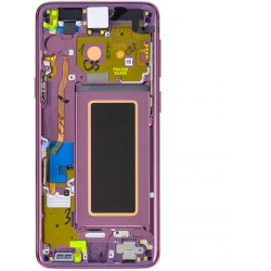 Lcd Samsung Originale Service Pack GH97-21696B Purple